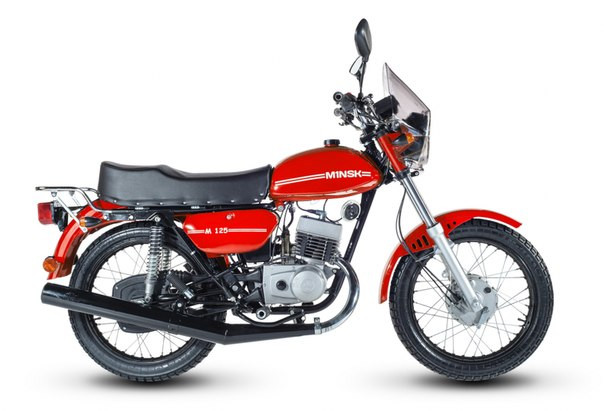 Запчасти к мотоциклам Минск