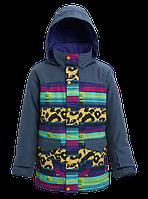 Горнолыжная куртка Burton Elstar (Light DenimLeopardy Cat) 2020