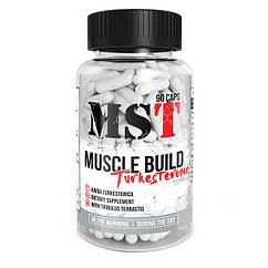 Бустер тестостерона MST Muscle Build Turkesterone (90 капс) мст