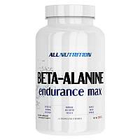 Бета аланин All Nutrition Beta Alanine Endurance Max (250 г) алл нутришн без добавок