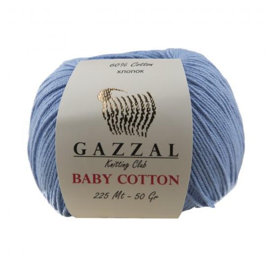 Gazzal Baby Cotton №3423
