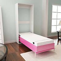 Кровать-шкаф трансформер односпальная Brand