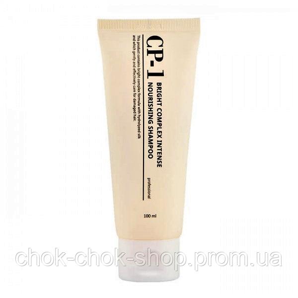 Интенсивно питающий шампунь для волос CP-1 Bright Complex Intense Nourishing Shampoo