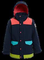 Горнолыжная куртка Burton Elstar (Dress Blue Multi) 2020