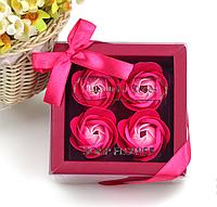 Мыло из роз Мыло ручной работы Подарок девушке Подарок любимой Подарок маме Подарок женщинам Подарок девушки