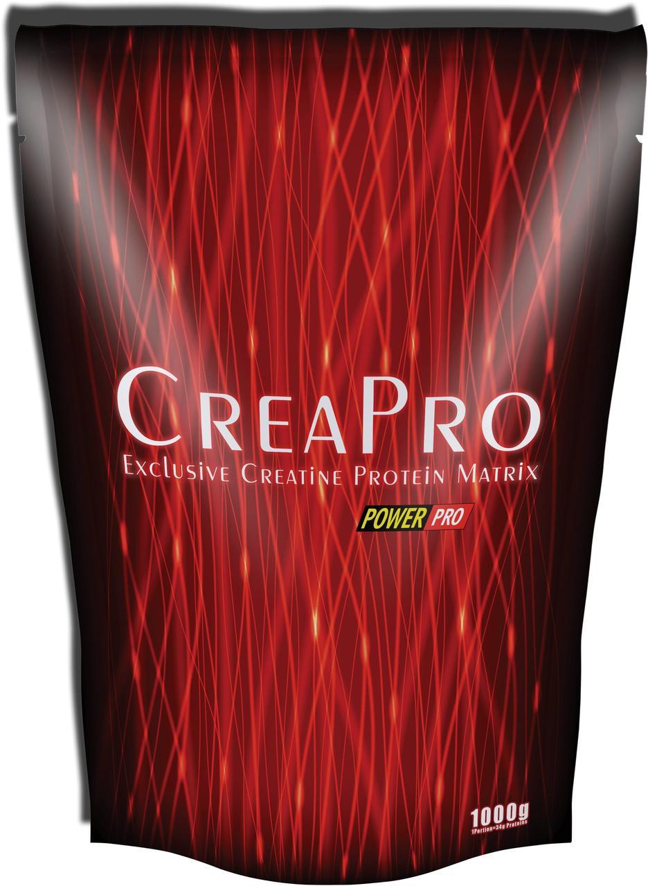 Протеин CreaPro PowerPro 1 кг ананас
