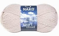 Nako Sport Wool 3079 Нитки Для Вязания Оптом