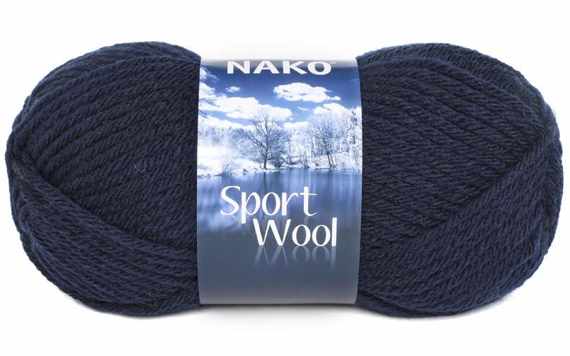 Nako Sport Wool №3088