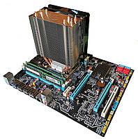 Комплект X79Z-2.4F + Xeon E5-2680 + 16 GB RAM + Кулер, LGA 2011