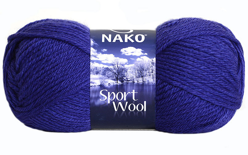 Nako Sport Wool №10472