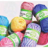 Пряжа для лёгкого вязания Camilla