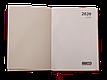 Щоденник датований 2020 Buromax BRAVO A6 (чорний, синій), фото 4
