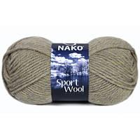 Зимняя пряжа Sport Wooll (Состав:25% Шерсть,75% Премиум акрил)
