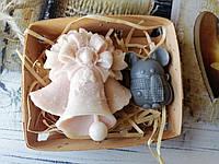 """Сувенирный/подарочный набор мыла для рук """"Новогодний/Рождественский"""""""