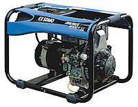 Однофазный дизельный генератор SDMO Diesel 6000 E XL C (5,2 кВт)