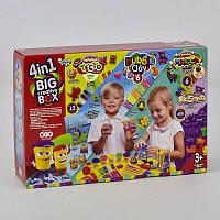 Набор для творчества 4 в 1 Big creative box Данко Тойс на русском языке - 221331