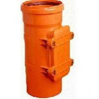 Ревізія ПВХ d 200 мм, для зовнішньої безнапірної каналізації