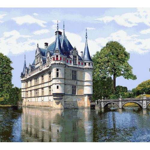 Замок Азаи