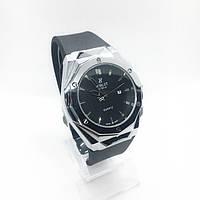 Мужские наручные часы Hublot (Хаблот), серебристый корпус ( код: IBW265S )
