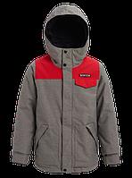 Горнолыжная куртка Burton Dugout (Bog Heather/Flame Scarlet) 2020