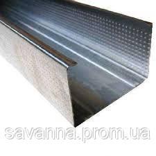 Профиль CW 100х50х0.5мм усиленный 4м
