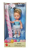 Коллекционная кукла Барби Келли Снежная Фея Щелкунчик Barbie Kelly Snow Fairy The Nutcracker 2001 Mattel