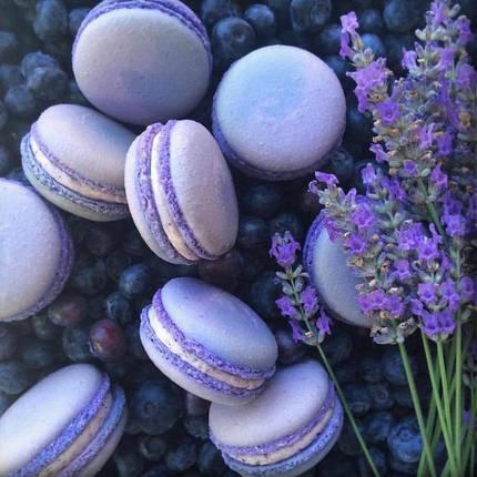 Суміш для макаронс МІКС  МАКАРОНС ( фіолетовий ), фото 2
