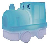 Светильник-ночник детский силиконовый Colorful Silicone Поезд (526912)