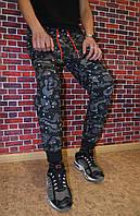 Штани в стилі Bape | Світяться точками