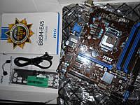 MSI B85M-E45 (MS-7817 VER:2.1) Socket 1150 - в идеале!!!