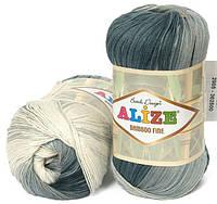 Alize Bamboo Fine Batik 2905 Нитки Для Вязания Оптом