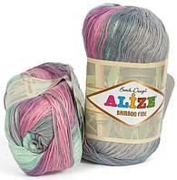 Alize Bamboo Fine Batik 3256 Нитки Для Вязания Оптом
