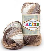 Alize Bamboo Fine Batik 4152 Нитки Для Вязания Оптом