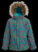 Горнолыжная куртка Burton Bennett (Green-Blue Morse Geo) 2020