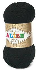 Alize Diva 60 Нитки Для Вязания Оптом
