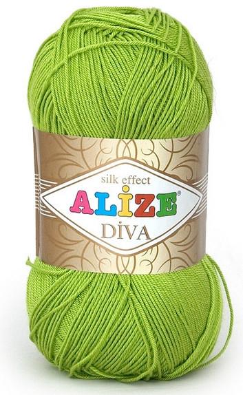 Alize Diva 117 Нитки Для Вязания Оптом