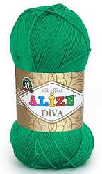Alize Diva 123 Нитки Для Вязания Оптом