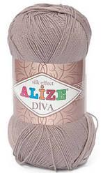 Alize Diva 167 Нитки Для Вязания Оптом