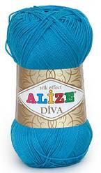 Alize Diva 245 Нитки Для Вязания Оптом