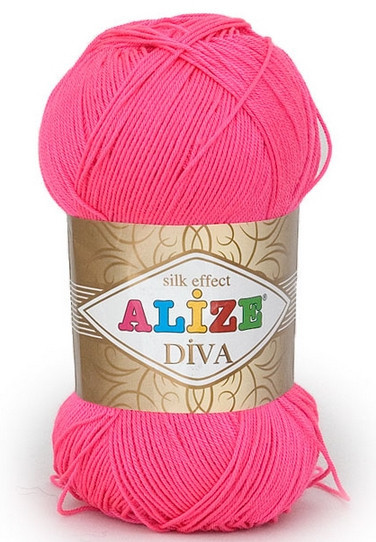 Alize Diva 561 Нитки Для Вязания Оптом