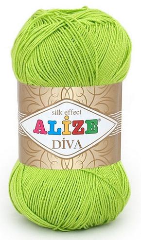 Alize Diva 612 Нитки Для Вязания Оптом
