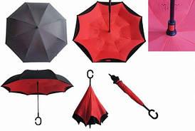 Зонт наоборот Upbrella
