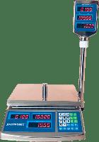 Весы торговые Днепровес ВТД-ЕЛC (F902H-ECS)