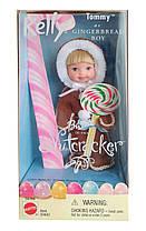Коллекционная кукла Барби Томми Пряничный человечек Щелкунчик Barbie Tommy The Nutcracker 2001 Mattel