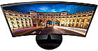 Full HD VA изогнутый монитор Samsung LC27F390FHUXEN, 27 дюймов, ЖК, фото 4