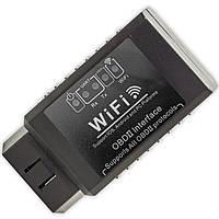☝Сканер для диагностики Konwei OBD2 адаптер ELM327 v2.1 Wi-Fi сервисное обслуживание блютуз универсальный