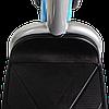 Электрический скутер CITY 350W/48V Серо-голубой, фото 3