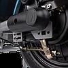 Электрический скутер CITY 350W/48V Серо-голубой, фото 4