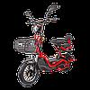 Электрический скутер  R1 RACING 500W/48V, фото 2