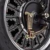 Электрический скутер  R1 RACING 500W/48V Белый, фото 4